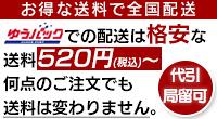ゆうパック送料格安490円~
